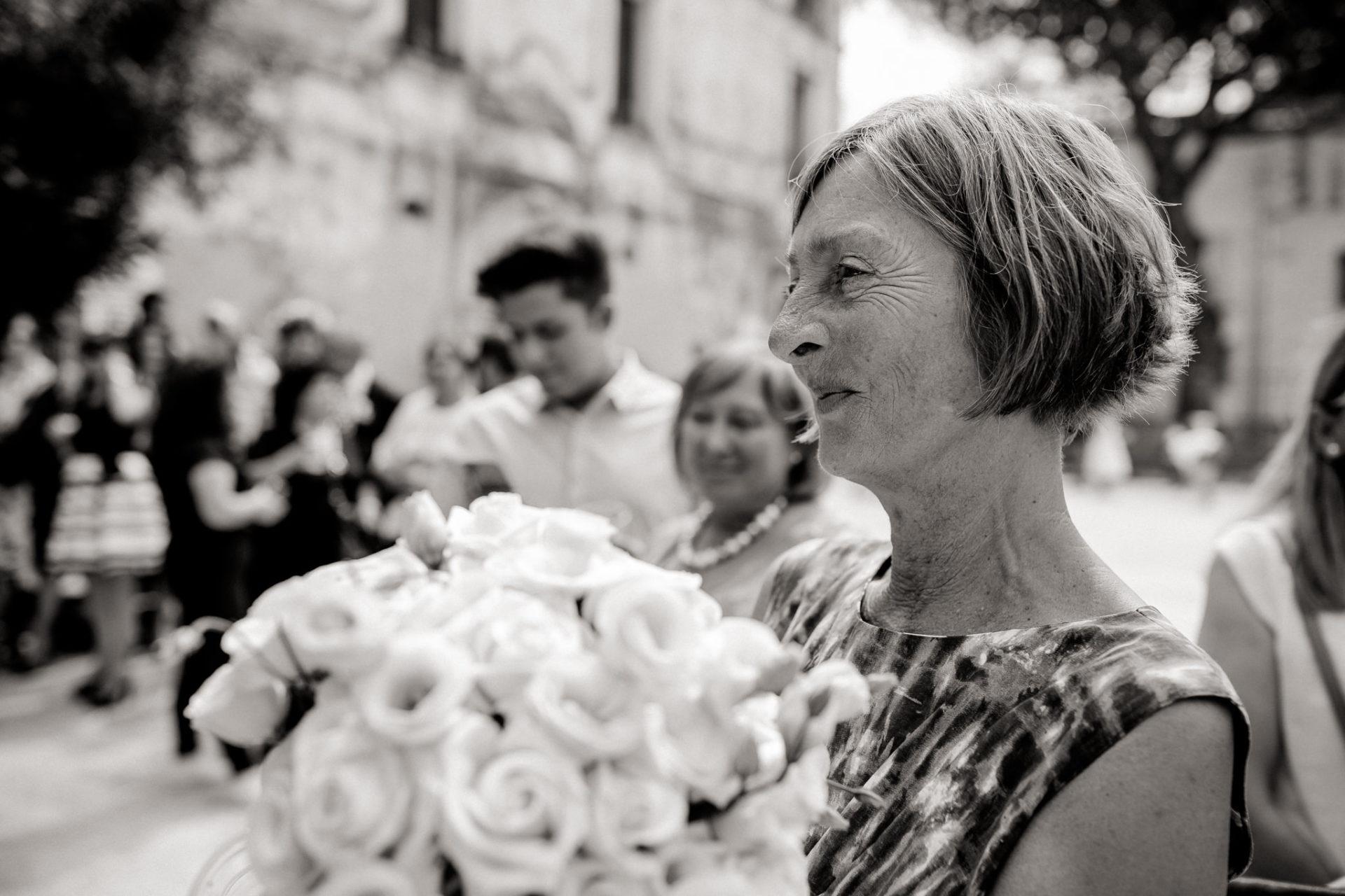 Hochzeitsfotograf Amalfi Küste-heiraten Italien-stolze Brautmutter