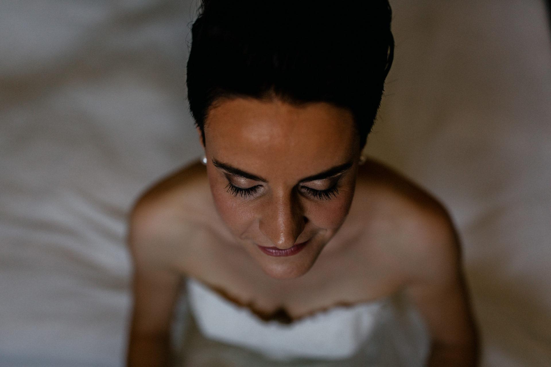 Weingut Fitz Ritter Hochzeitsfotograf-heiraten Pfalz-Sommerhochzeit Braut Portrait