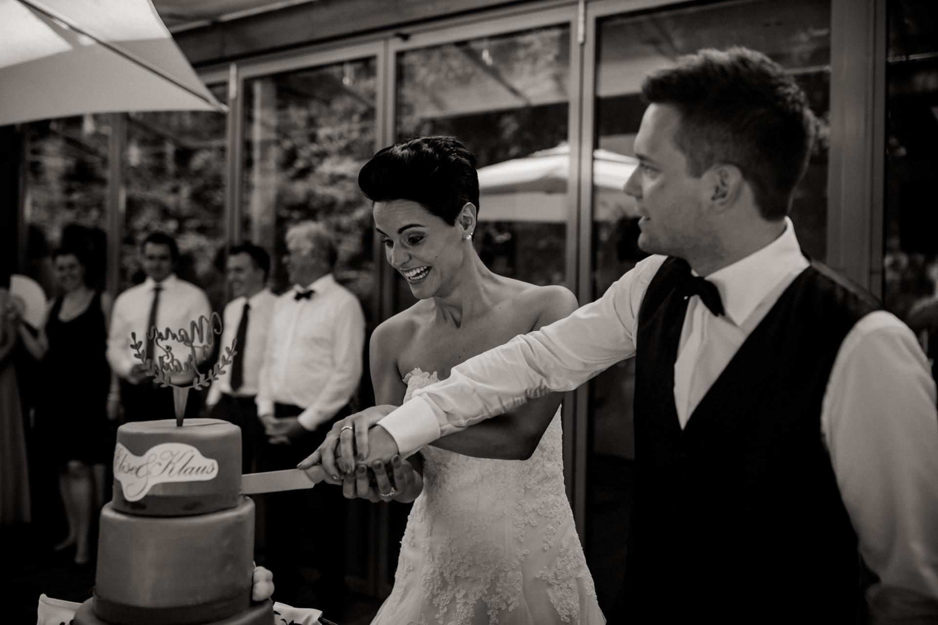 Weingut Fitz Ritter Hochzeitsfotograf-heiraten Pfalz-Sommerhochzeit Hochzeitstorte