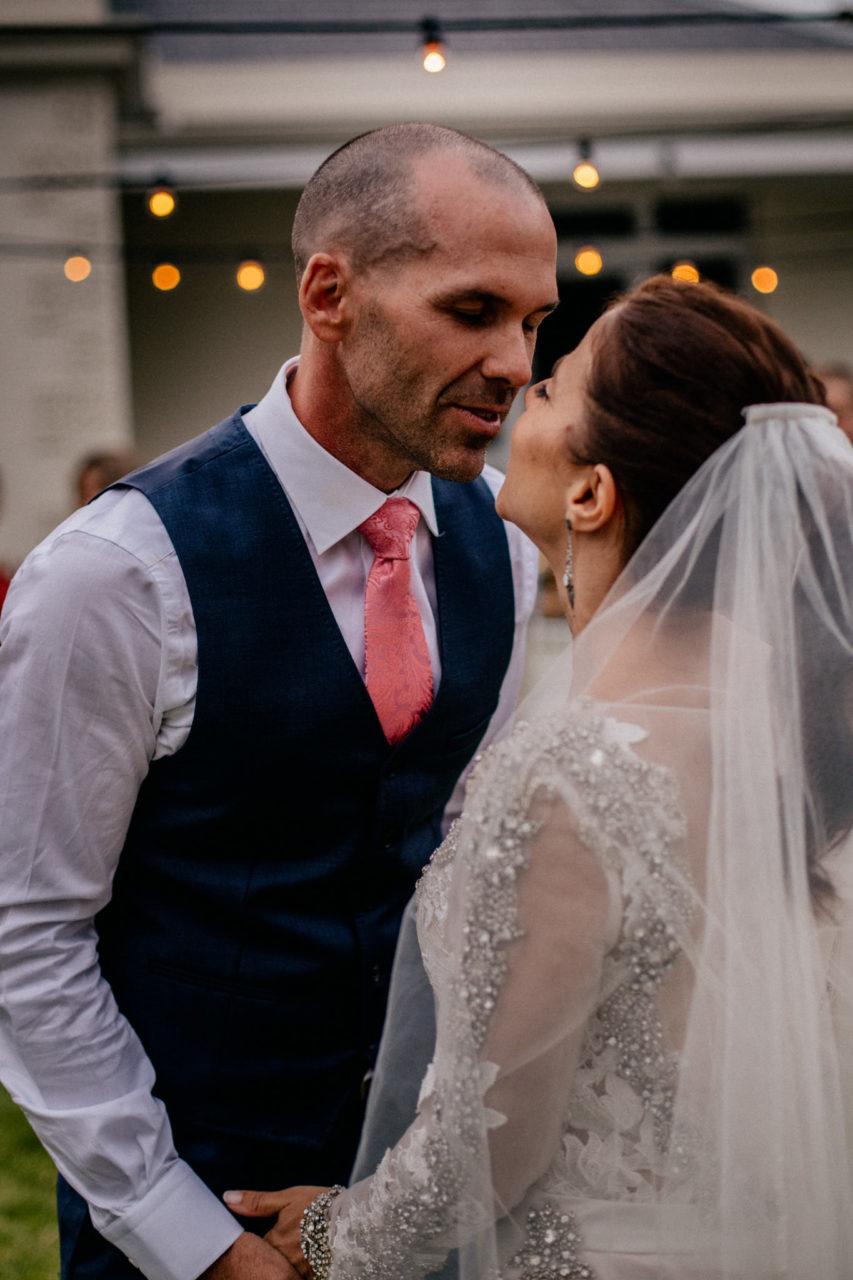 Hochzeitsfotograf Australien Melbourne-DIY Gartenhochzeit-First Dance
