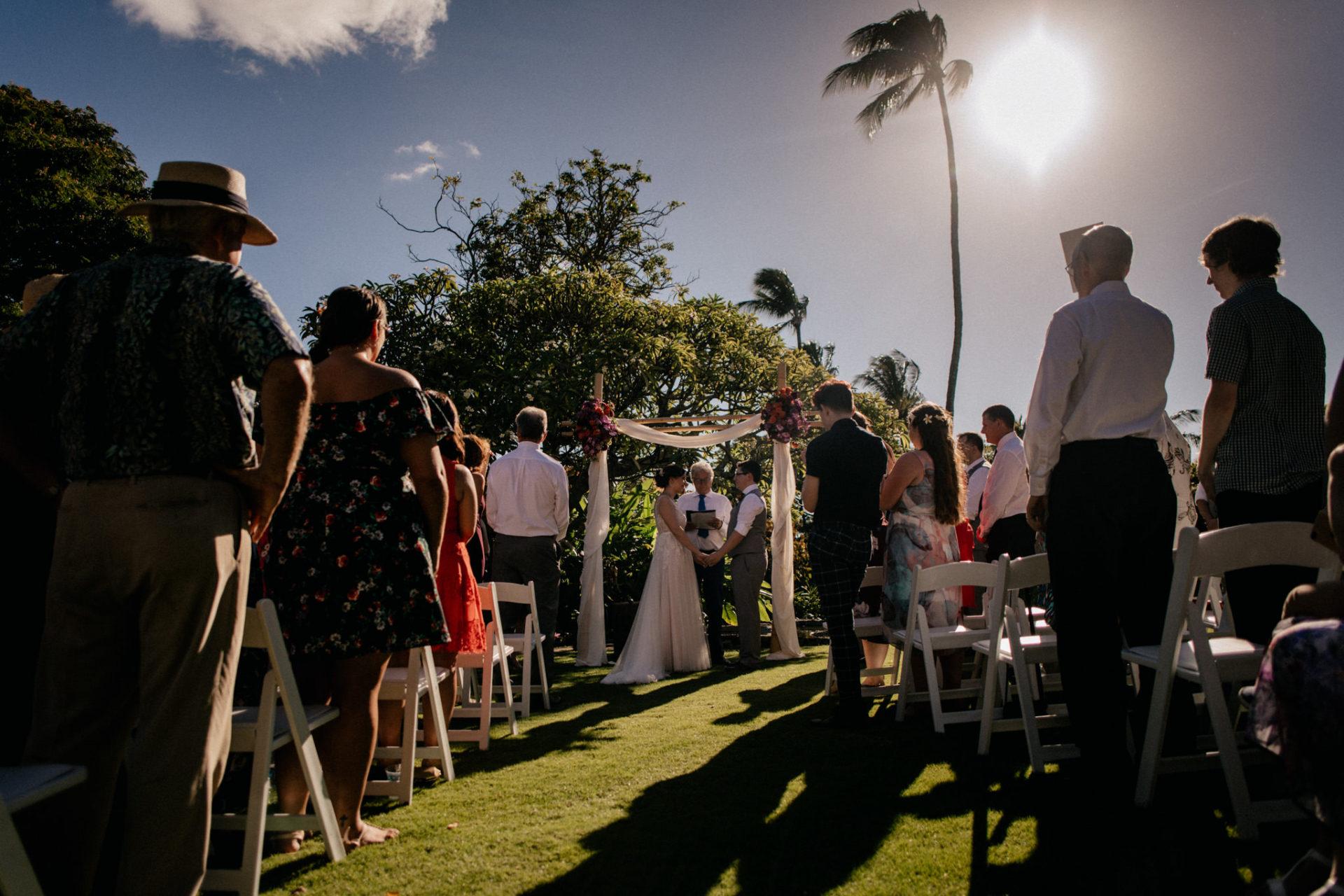 Hawaii Hochzeit-destination wedding kauai-Plantation Gardens Koloa Poipu