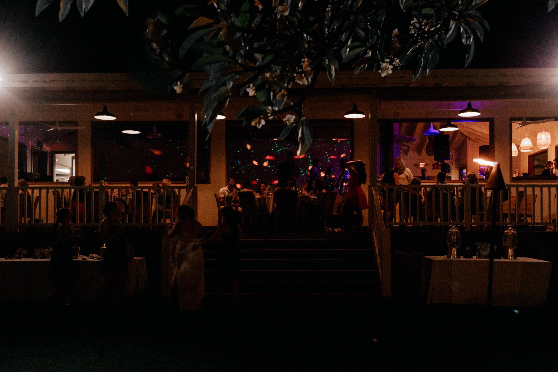 Hawaii Hochzeit-destination wedding kauai-Plantation Gardens Koloa Poipu-Party